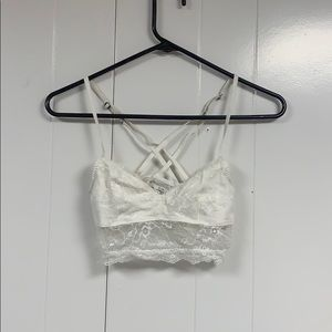 Lace Bralette size small
